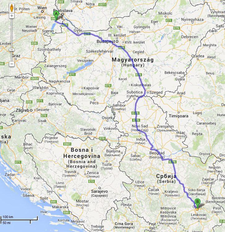 beograd bec mapa Ekskurzija 2014 – 3. razred – Dan 6 – Beč – Parndorf – Niš  beograd bec mapa